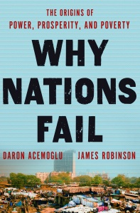 Why Nations Fail HC